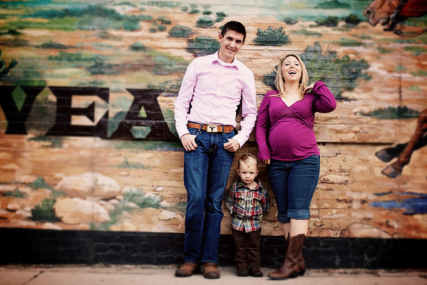 Gosnell Family, Fall 2011