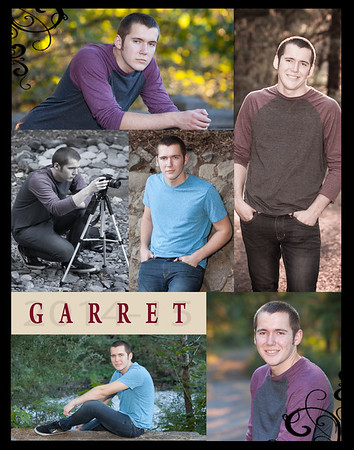 All me Collection tweaked Garret