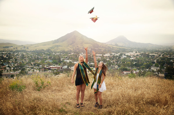 TAYLOR GRUENEWALD & SHANNON FOUTS, Cal Poly