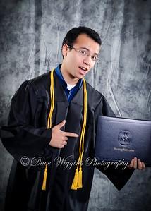 Graduation Portrait Work