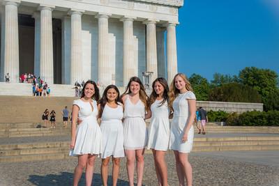 Graduation Portraits, American University, 2015