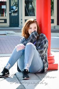Anna Plake Senior Portraits, Class 2019 HHS