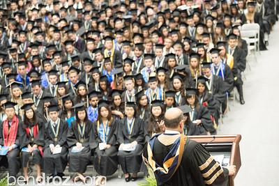 Graduation from GW