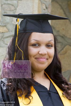 Danielle Senior Portraits