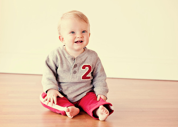 Grady_9 Months old
