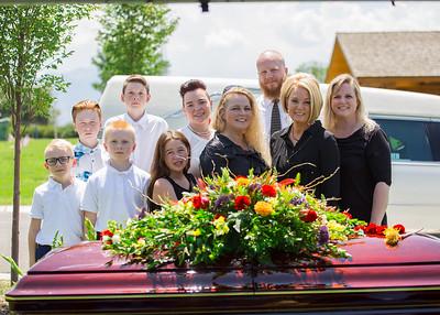 Grandpa Scott Funeral 121