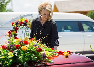 Grandpa Scott Funeral 118