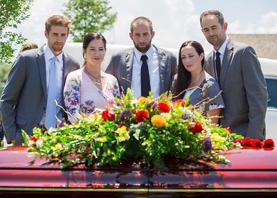 Grandpa Scott Funeral 111