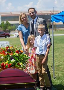 Grandpa Scott Funeral 102