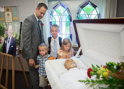 Grandpa Scott Funeral 007