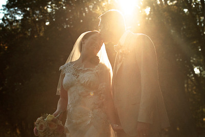 Lindsay & Adam's Wedding - Color Film
