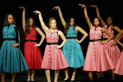 Song and Dance group Deervalley HS