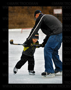 """SKATING WITH DAD"""