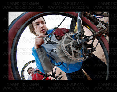 """THE ART OF BICYCLE MAINTENANCE"""