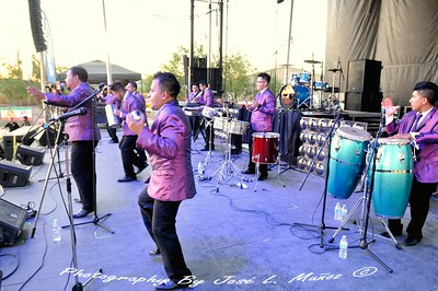 2014  Fiestas Patrias at Rawhide