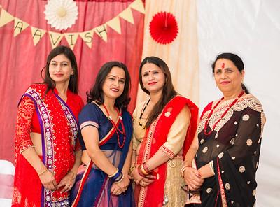 Guragain family photos