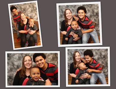 Kala & two boys Jeremiah & Kyrie