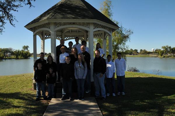 Haight Family 2010