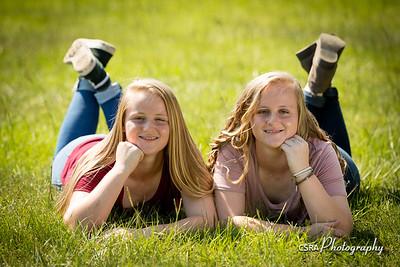 Hailey & Mikaela Class of 2018