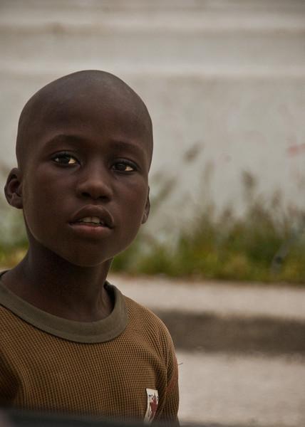 Port-au-Prince, Haiti, June 2009.