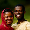 Hakeem & Farrida : Hakeem & Farrida needed wedding photos for a ceremony in Africa!