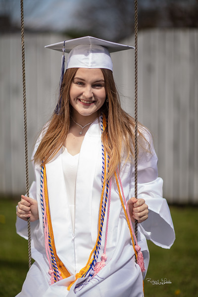 Haley Cap and Gown-22