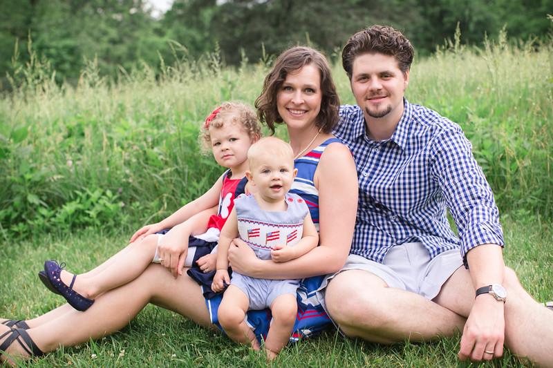 Haley Family 2018
