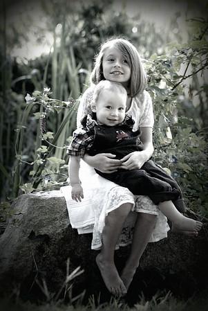 Haley & Gabriel Delk