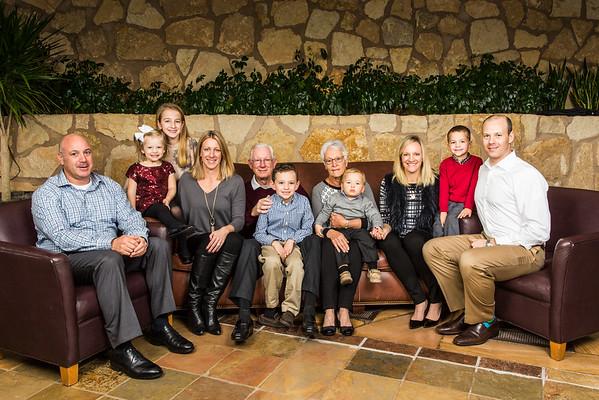 Hall Family Photo 12-26-2015