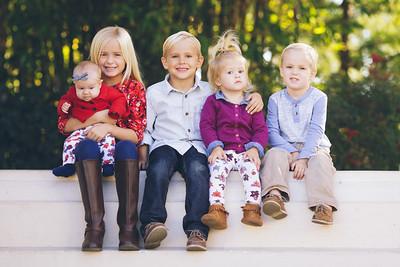 Halsey Family 2015