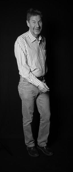 Hans Erik Larsen. Foto: Martin Bager.