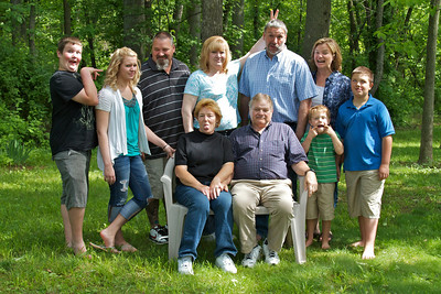 Harris Family Portrait - 008