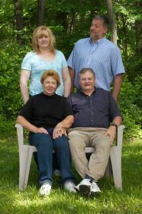 Harris Family Portrait - 019