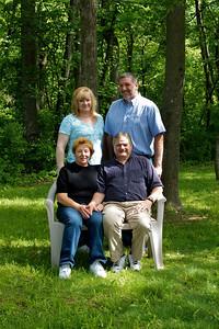 Harris Family Portrait - 015