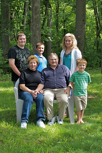 Harris Family Portrait - 013