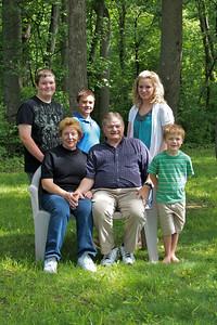 Harris Family Portrait - 013