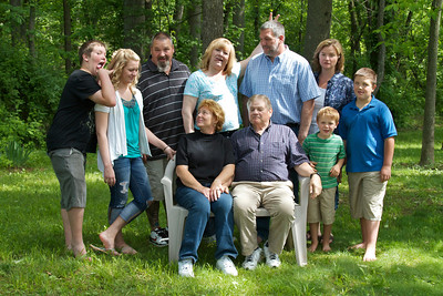 Harris Family Portrait - 009