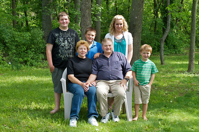 Harris Family Portrait - 010