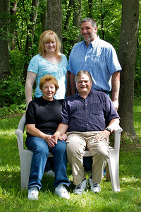 Harris Family Portrait - 014