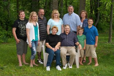Harris Family Portrait - 006