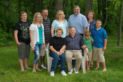 Harris Family Portrait - 003