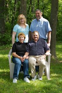 Harris Family Portrait - 017