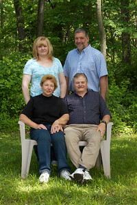 Harris Family Portrait - 018