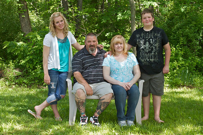 Harris Family Portrait - 026