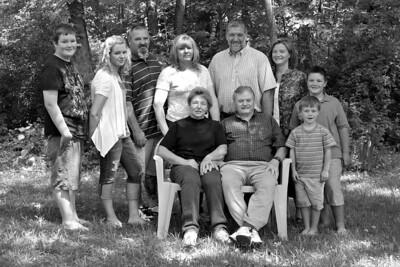 Harris Family Portrait - 024