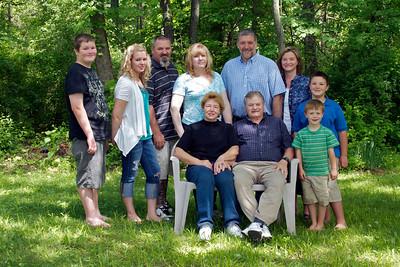 Harris Family Portrait - 022