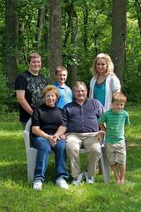Harris Family Portrait - 012
