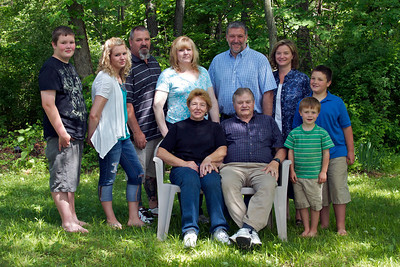 Harris Family Portrait - 023