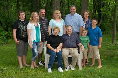Harris Family Portrait - 004