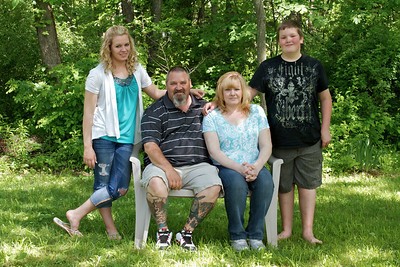 Harris Family Portrait - 025
